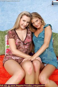 Sapphic Erotica bright lesbian girls