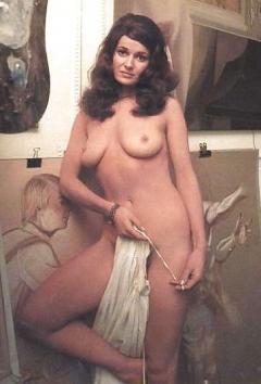 Stephanie Beacham - vintage actress