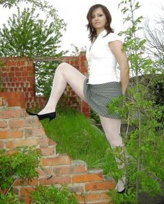 Hotlegs-miniskirt babe60