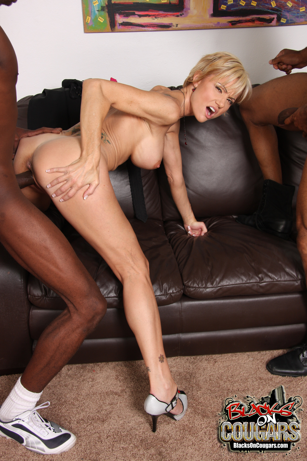 Bridget powers midget anal