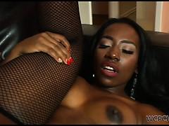 ebony-anal