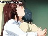 Sexy anime brunette hottie is bound part4