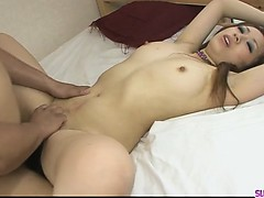 tied-up-babe-yurina-get-her-hairy-pussy-shovd-hard