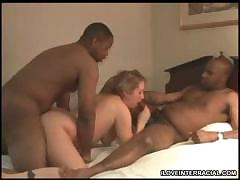 White Fucked By 2 Dudes