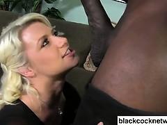bleach-blonde-chokes-on-black-cock