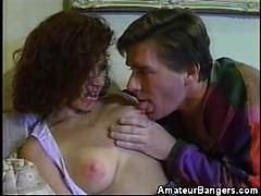 big natural tit amateur vagina licked