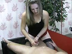 masseuse-looks-focused-as-she-masturbates-her-client-s-cock