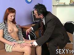 lusty-offering-for-old-teacher