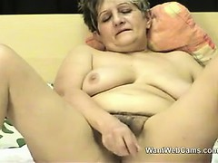 grandma-plays-with-her-pussy
