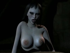 3d-cartoon-orc-gets-fucked-by-a-babe-with-a-strap-on