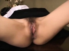bound-masked-hairy-asian-made-to-orgasm