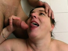French Bbw Annabelle Fucked In The Ass
