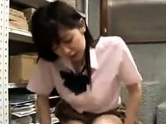 japanese-girl-rubbng-a-guys-cock