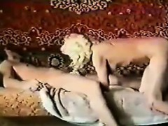 Russian Couple Make A Homemade Sex Tape