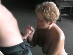 Milf Mom Teaches Teen Some Sex Education