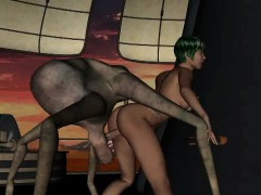 short-haired-3d-babe-getting-fucked-by-an-alien-spider