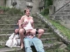skanky-british-matron-fucks-outdoors