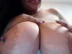 huge-busty-latina-blowjob-dildo