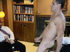 young-mormon-guy-strips-and-jerks-off-for-older-gay-man