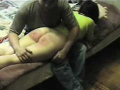 spanking-my-sub-nadja-a-real-red-ass
