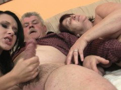 innocent-girl-is-seduceed-by-granny-and-fucked-by-daddy