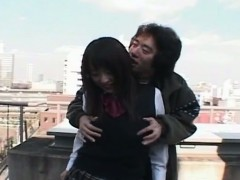 subtitles-japanese-rooftop-public-nudity-pov-blowjob