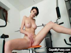 busty-babe-rita-pervy-pussy-gaping-in-the-gym