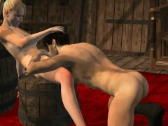 sexy-3d-cartoon-blonde-getting-eaten-out-on-a-boat