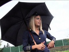 sexy-stewardess-nailed-by-stranger-dude-to-return-the-favor