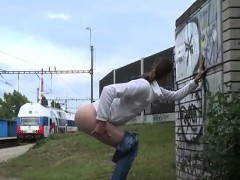sweet-bald-pussies-taking-long-pees-outdoor