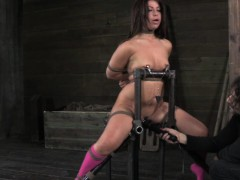 tormented-tied-up-mia-gold-chair-bounded