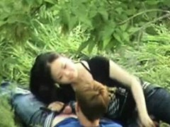 asian-girl-playing-with-russian-boyfriend-cock-on-public