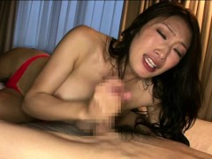Hot Japanese rims partner to cum twice