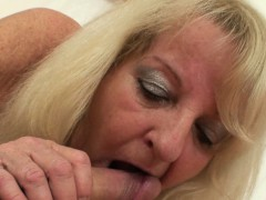 blonde old granny rides young cock granny sex movies