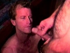 Southern Ex Convict Sucking Cock