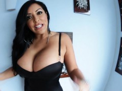 Latinas jugs spunked on
