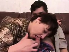 russian mother and her chubby young lover – سكس نيك روسي