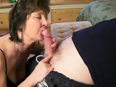 naughty granny gives a great blowjob granny sex movies
