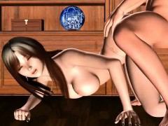 Gorgeous Animated With Round Boobs Gets Laid Online