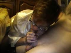 amateur granny's sensual blowjob pov granny sex movies