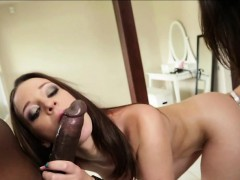 A Hot Interracial Threesome Sex With Jada Stevens And Lisa A