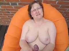 fat-and-busty-granny-stroking-cock-pov