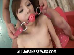 amu-kosaka-asian-model-gets-her-hairy-pussy-fingered