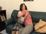 Sensual Japanese mom Remarriage
