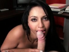 Big ass MILF face sits and eats large pecker