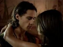 sibylla deen and kylie bunbury sexy in sex scenes