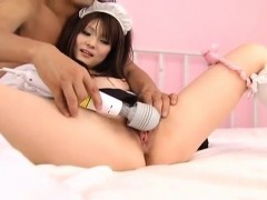 fuwari-has-hairy-pussy-aroused-with-vibrators-till-orgasm