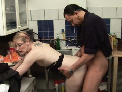 german-mother-in-lingerie-seduce-to-fuck-at-work-by-employer