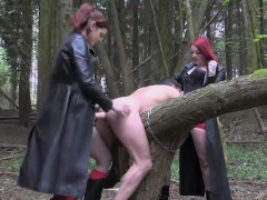english-femdoms-pegging-and-humiliating-sub