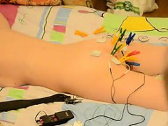 electro-punishment-for-my-new-slave-jackie